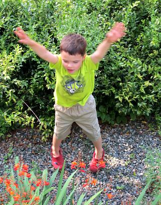Boot Camp Gross Motor Activity For Kids