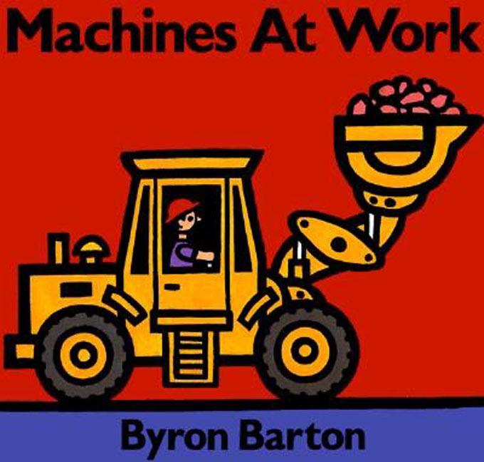 machine at work