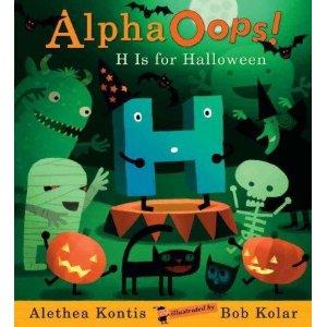 AlphaOops: H Is For Halloween ...