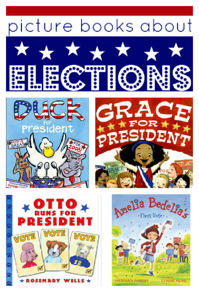 presidential election teaching printables | just b.CAUSE