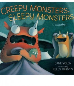 creepy sleepy monsters