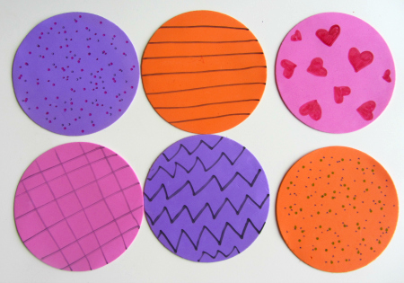 Pattern Matching For Preschoolers