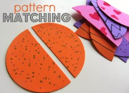 Easy Pattern Matching For Preschoolers