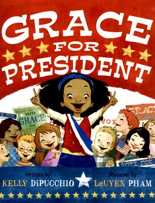 Vote 2012 books for kids