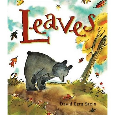 Leaves by david ezra stien