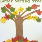 Letter Sorting Tree – Alphabet For Starters
