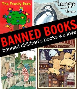 Banned Children's Books We Love
