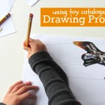 Toy Catalog Drawing Prompts