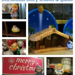 Find & Fill Nativity Scene Game