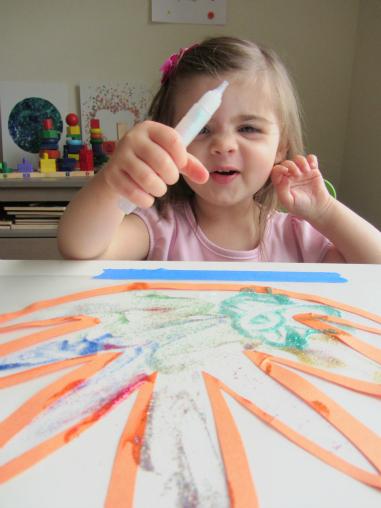toddler craft for thanksgiving