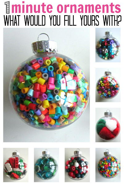 Lego Christmas Tree Baubles