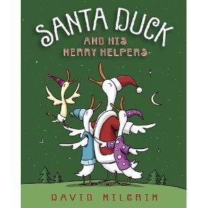 Santa Duck Cover