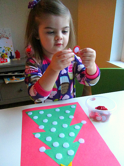 alphabet christmas tree letter recognition