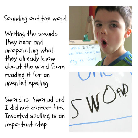 fill in the blanks sounding out and spelling