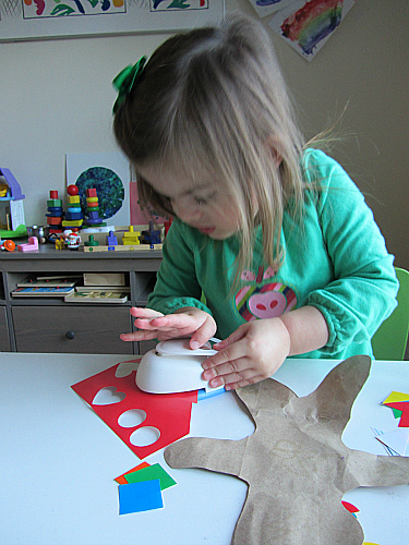 ginger craft for kids