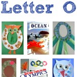 Letter Of The Week – Letter O Theme