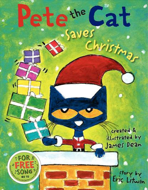 pete saves christmas