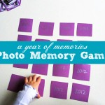 Easy New Year's Memory Game
