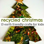 Recycled Christmas Crafts For Kids
