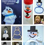 9 Snowman Crafts For Kids