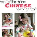 Snake Craft – Chinese New Year