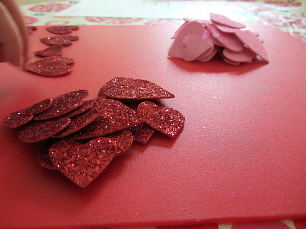 valentine's day math sorting hearts