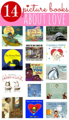 14 Books About Love