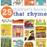 25 Great Picture Books That Rhyme