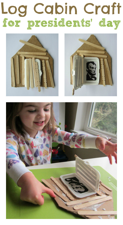 President's Day Craft For Kids