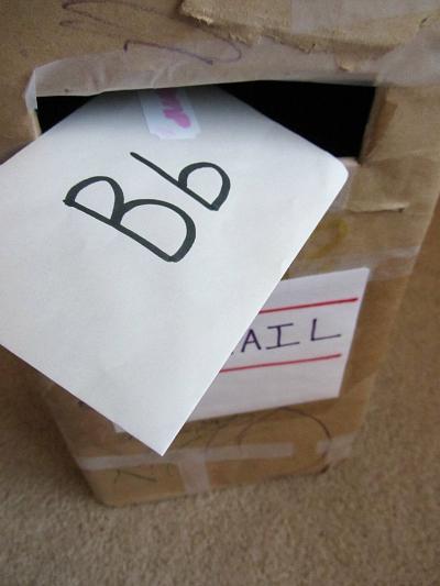 alphabet mail 10