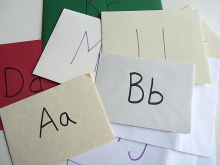 alphabet mail 3