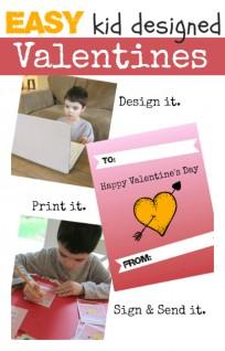 easy calssroom valentines