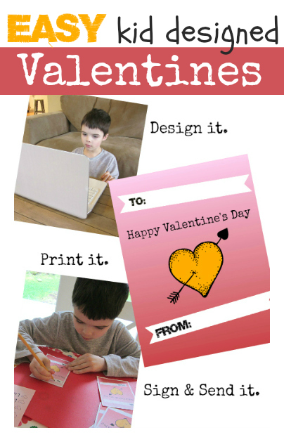 easy calssroom valentines