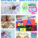Letter Recognition Activities For Kids