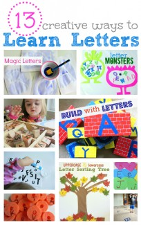 learn letters