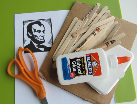 presidents day craft for kids 2