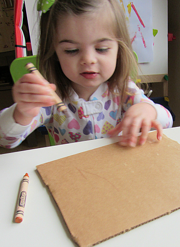 presidents day craft for kids lincoln's log cabin