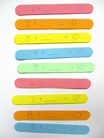 quick math practice for kids