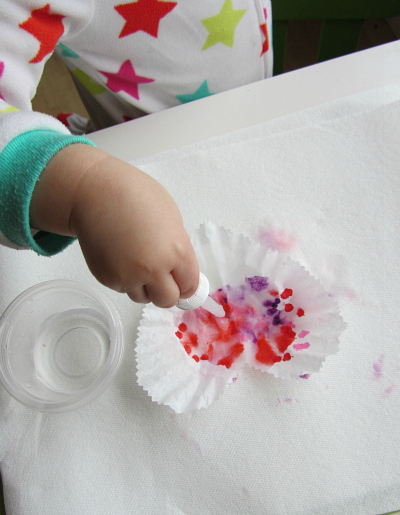 Simple Heart Craft For Toddlers