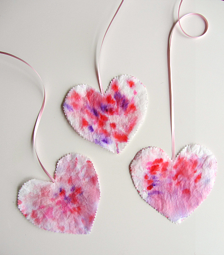 toddlers heart craft for kids