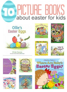 10 Books About Easter