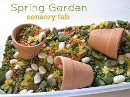 Garden Sensory Tub