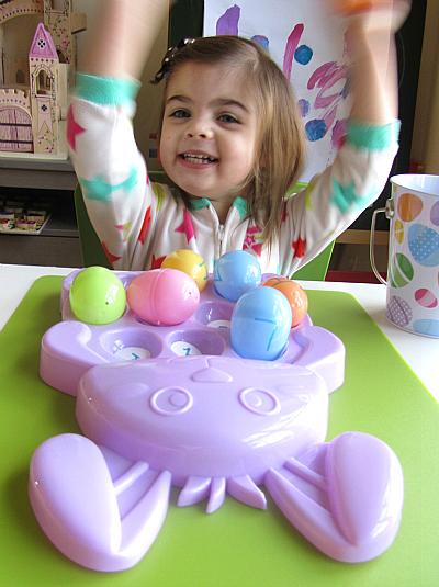 Easter Egg Letter Match 9