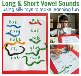Long & Short Vowel Sorting with Snakes
