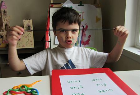 early literacy activity 5