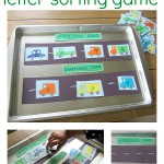 Alphabet Road – Letter Sorting