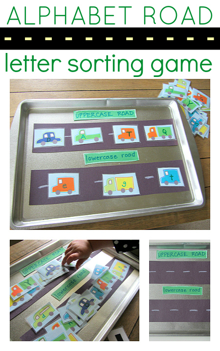 letter craft alphabet activity no time for flash cards