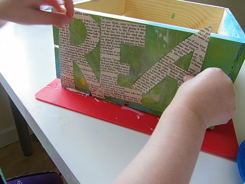 book crate organizer kids room ideas