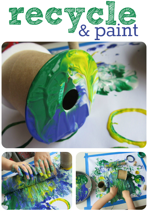 earth day activity for kids