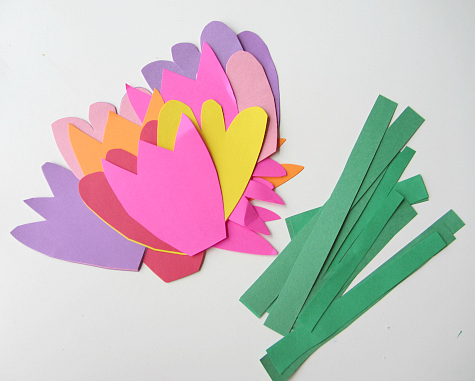 Alphabet activity flower garden no time for flash cards for Garden activities for toddlers